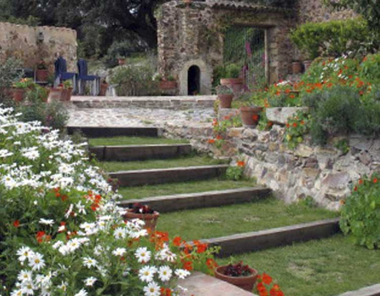 Jardins batejos Maresme